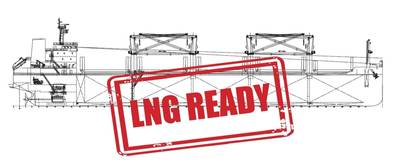 DNV GL's new GAS READY notation provides a clear picture of the level of LNG fuelled preparedness of a vessel.