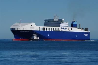 Searoad Mersey II (Photo: SeaRoad Holdings)