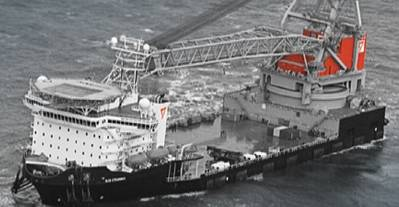Seaway H/L Ship 'Oleg Strashnov': Photo credit Seaway Heavy Lifting