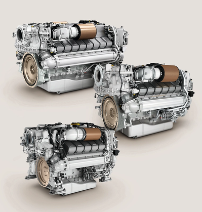 MTU Series 2000 (Photo: Rolls-Royce)