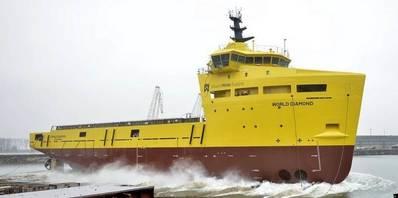 'World Diamond': Image credit Damen Shipyards