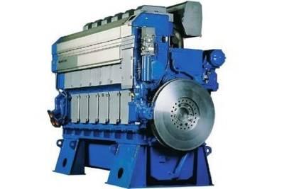Wärtsilä 32 Engine: Image credit Wärtsilä
