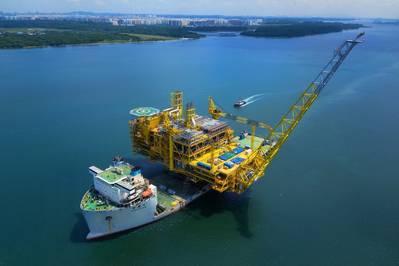 Xiang Rui Kou (Photo: Cosco Heavy Transport)