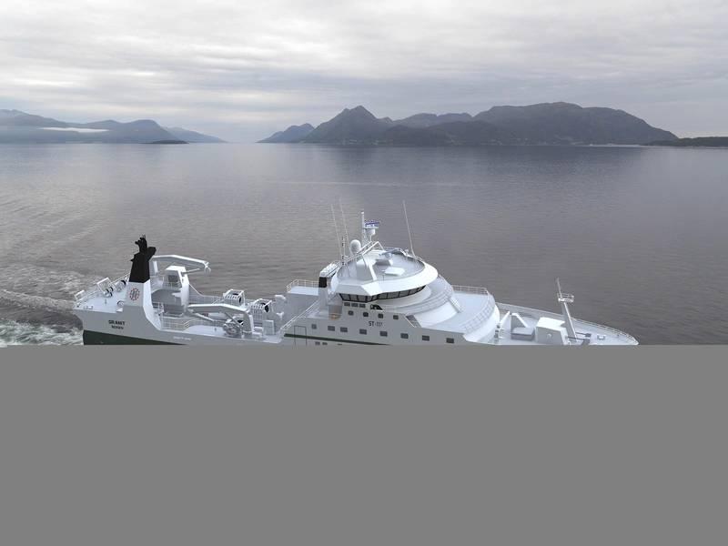 Wärtsilä Propulsion For Norwegian Fishing Vessel