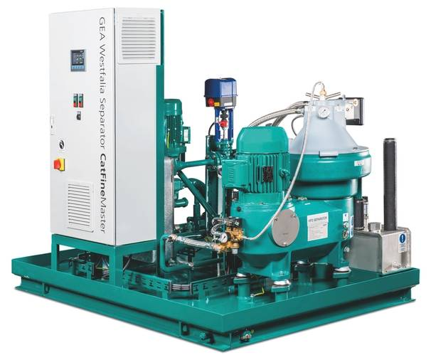 The CatFineMaster for efficient cat fines reduction in heavy oil treatment  (Image: GEA)