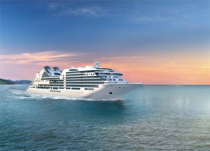 Two new cruise vessels being built for USA based Seabourn Cruise Line will feature a broad assortment of Wärtsilä propulsion, electrical and automation solutions. Courtesy Wartsila