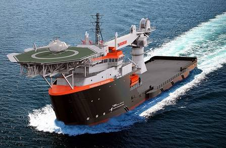 GE to equip two multipurpose supply vessels at Eastern Shipbuilding Group