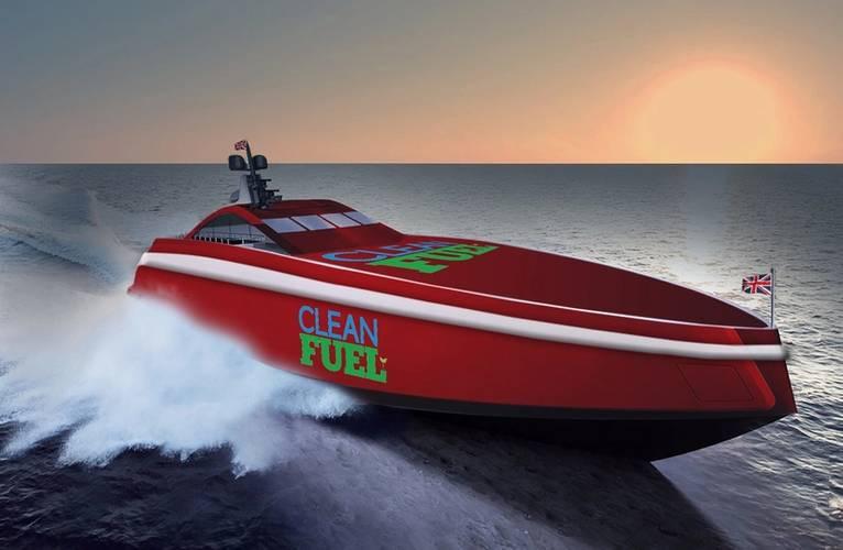 Excalibur boat design (Image: Maktec Marine)