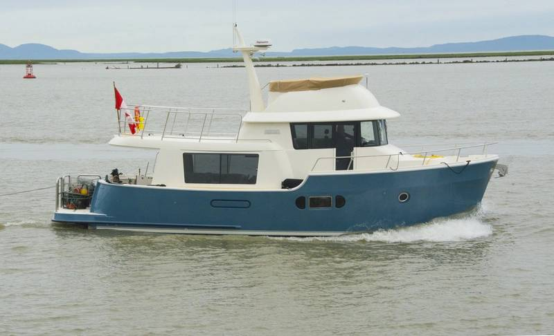 Fathom offers a pleasingly capable look. Photo: Haig-Brown/Cummins
