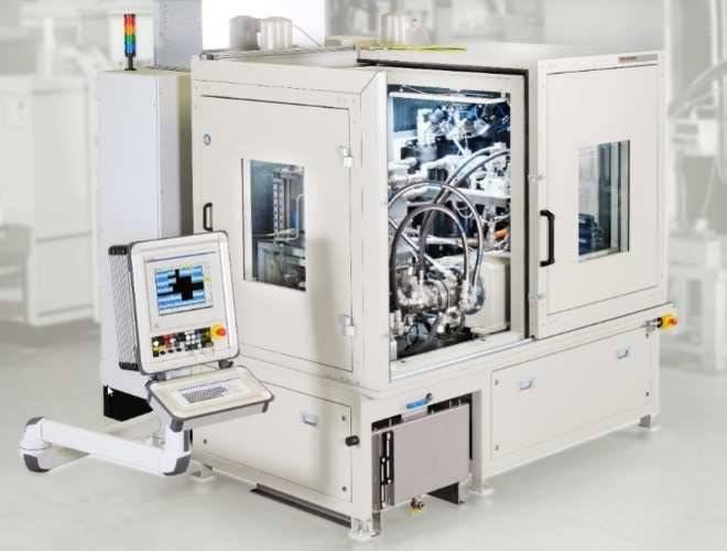 Fluid test stand Bosch Rexroth (Photo: PANOLIN)
