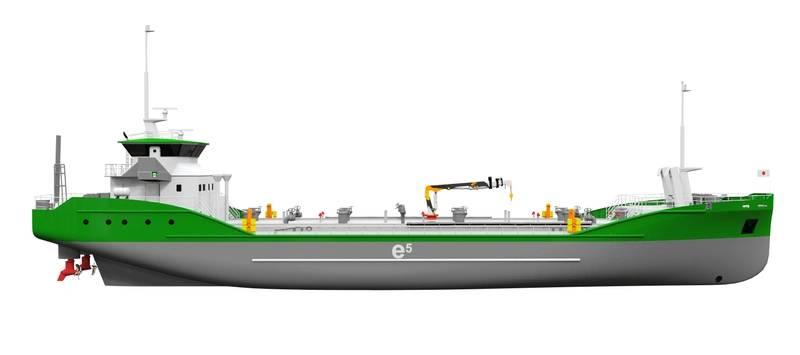 Image: Copyright Asahi Tanker Co. Ltd. &  Exeno-Yamamizu Corp