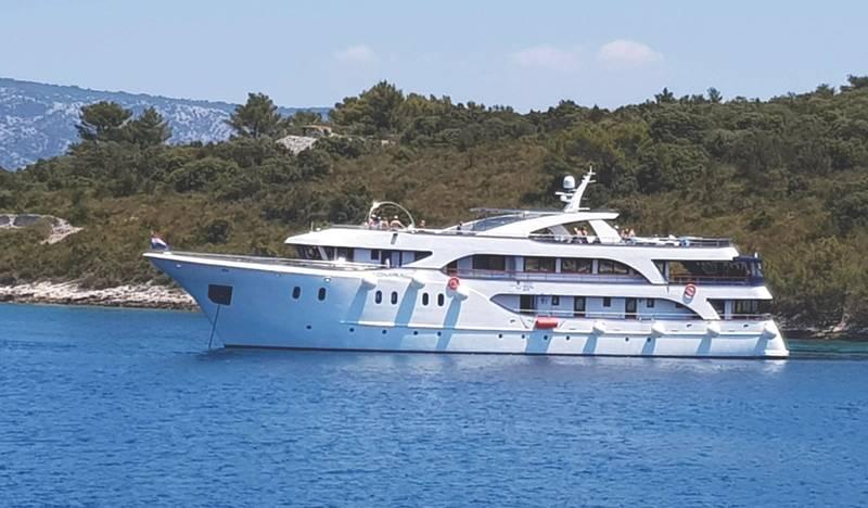 The Mladin family's 2016-built ship Admiral (Photo courtesy Mladin family)