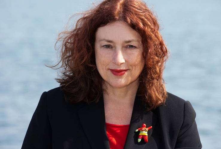 Dr. Monika Griefahn, Chief Sustainable Officer AIDA Cruises. (Photo: (c) AIDA Cruises)