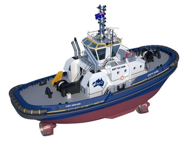 Photo: Damen Shipyards