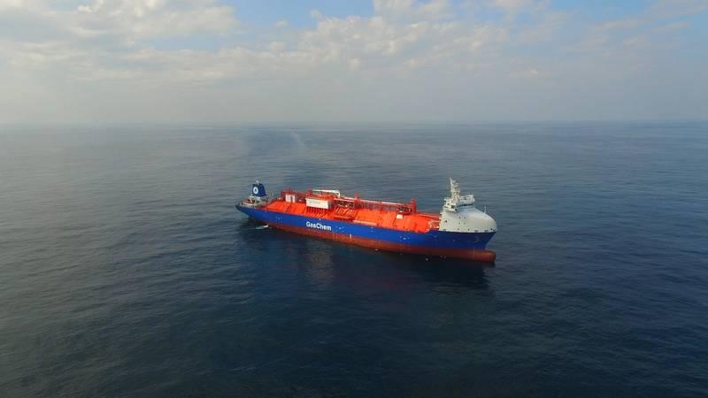 Photo: Hartmann Reederei