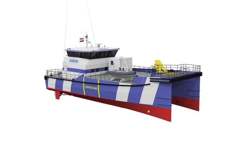 FCS 2610 for Rederij Groen