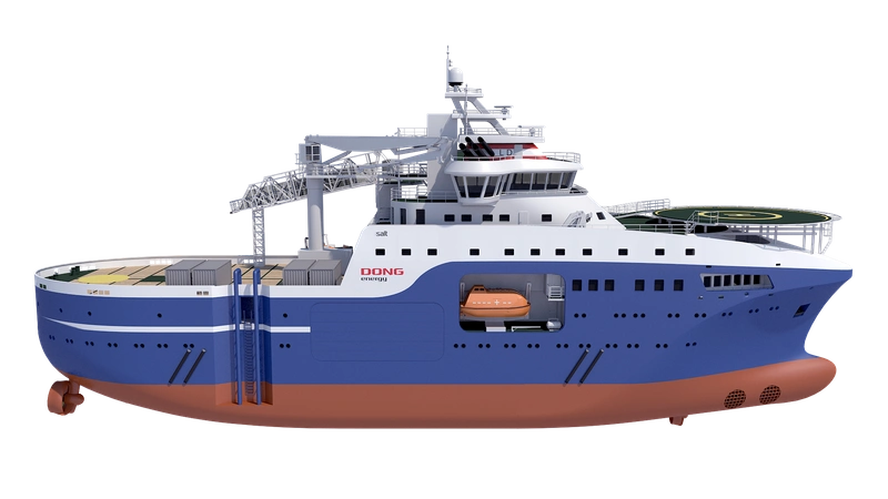 Service Operation Vessel  (Photo: ABB)