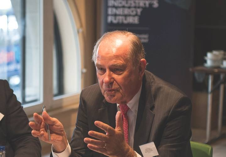 """""""There is now new impetus to resolve the structural and commercial obstacles hindering the widespread adoption of LNG as marine fuel."""" -Peter Keller, Chairman, SEA\LNG (Photo: SEA\LNG)"""
