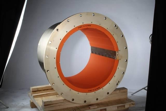 Thordon Bearings' COMPAC system (Photo: Thordon Bearings)