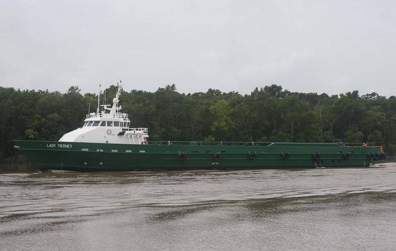 Lady Tierney (Photo courtesy of Halimar Shipyard)