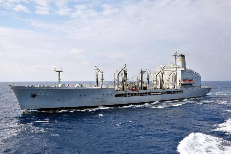 USNS Tippecanoe (Photo: MSC)