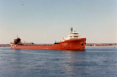 M/V Lee A. Tregurtha (Photo: Interlake Steamship Company)