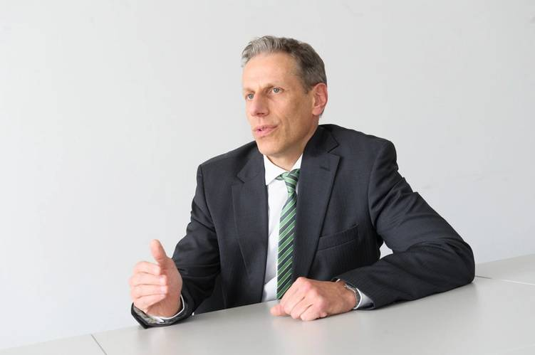 Dr. Ulrich Dohle, CEO of Rolls-Royce Power Systems AG (Photo: Rolls-Royce Power Systems)